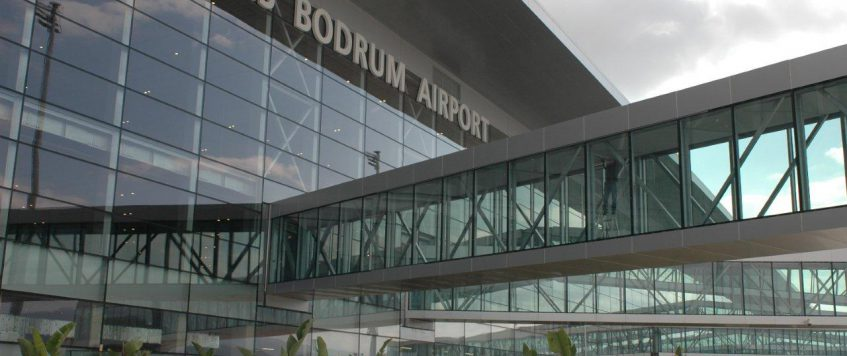 Milas-Bodrum Airport New International Terminal Building